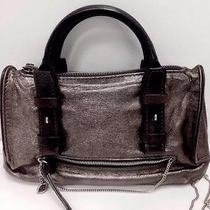 Chloe Purse Gunmetal Metalic  Photo