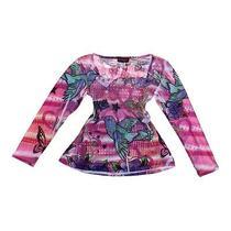 Chloe's Closet Embellished Bird Tunic Size 5/5t Photo