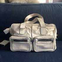 Chloe  Shoulder Handbag Off White Color Photo