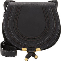 Chloe Small Marcie Crossbody Black Price 795 Photo