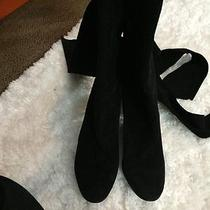 Chloe Suede Booties  Photo