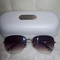 Chloe Sunglasses Cl 2262 C01 Heart New Authentic Photo