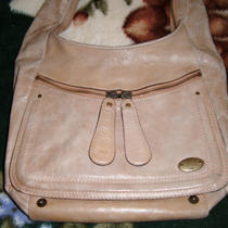 Chloe Vintage Beige  Bag  Authentic  Photo
