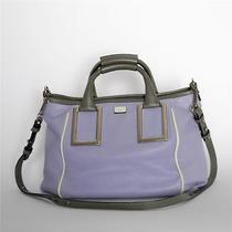 Chloe Wisteria Ethel Medium Convertible Tote Violet Photo
