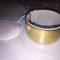 Chloe100% Authentic Bracelet Sz Medium Rrp 570 Photo