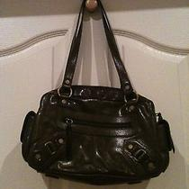 Chocolate Brown Naturalizer Purse  Photo