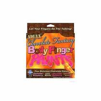Chocolate Fantasy Body Finger Paint - 4 Flavor Pd9204-01 Photo