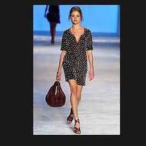 Choe Runway Suede Bracelet Bag Stella Mccartney Era Photo