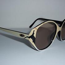 Christian Dior 2384 11 Sunglasses Rare Unique Design Vintage 55-16-135 Photo