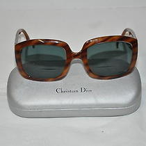 Christian Dior 2987 Womens Sunglasses With Case Photo