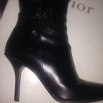 Christian Dior Autheic Boots Photo