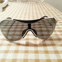 Christian Dior Aviator Chrome Black