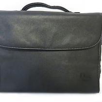 Christian Dior Beauty Weekend Travel Folding Cosmetic Vanity Case Black Photo