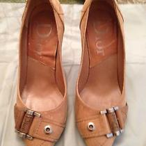 Christian Dior Beige Shoes Photo