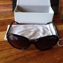 Christian Dior - Black Sunglasses - My Lady D28jj Photo
