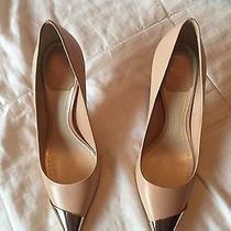 Christian Dior Blush Pumps Size 36 1/2 Photo