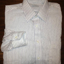 Christian Dior Button Down Dress Shirt Men's Size 15 1/2 34-35 New Photo