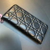 Christian Dior Cannage Wallet Photo
