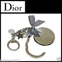 Christian Dior Charm Pendant Keychain Key Chain Accroche-Sac Handbag Hook  Photo