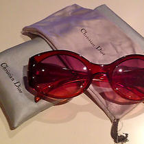 Christian Dior Comic Strip Sunglasses Photo