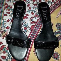 Christian Dior Designer Shoes Photo