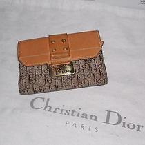 Christian Dior Designer Wallet Photo