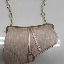 Christian Dior - Dior Mini Saddle Pochette Bag Photo