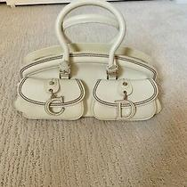 Christian Dior Dr. Bag- Preowned-Excellent Condition With Original Tags. Photo