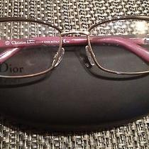 Christian Dior Eyeglasses Photo