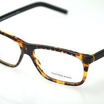 Christian Dior Eyeglasses Black Tie 123 col.0e7 Tokyo Tortoise New Photo