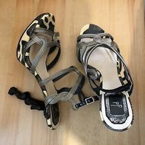 Christian Dior Fertility Goddess Deesse Heels 36.5 Photo