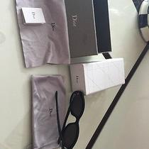 Christian Dior Glasses Photo