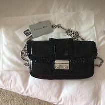 Christian Dior Handbag Black Photo