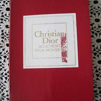 Christian Dior Handkerchiefs in Box Set 3 Photo