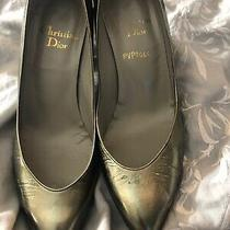 Christian Dior Heels Size 37 Photo