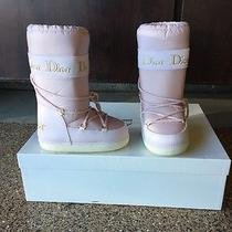 Christian Dior Kids Snow Boots Photo
