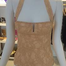 Christian Dior Lace Corset Bustier Top Photo