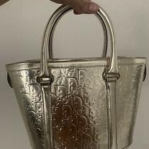 Christian Dior Limited Edition Premier Gold Tote Photo