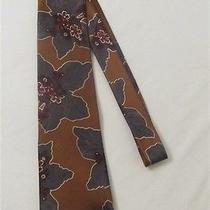 Christian Dior Luxury Italian Necktie 100% Silk  Stylish Imported Fabric Photo