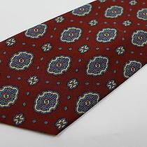 Christian Dior Men's Silk Neck Tie Made in Italy Photo