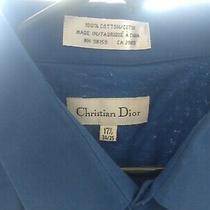 Christian Dior Mens Dress Shirt Photo