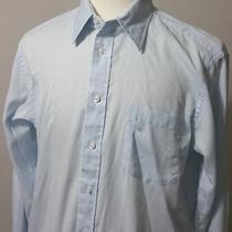 Christian Dior Mens Shirt Striped Long Sleeve Button Down Collar Dress 16 1/2 Photo