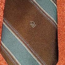 Christian Dior Mens Tie Photo