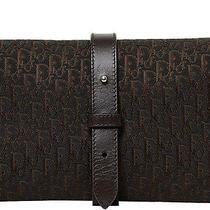 Christian Dior - Monogram Jewelry Case - Brown Photo