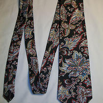 Christian Dior Monsieur Designer Necktie. High End 100% Silk Neck Tie Made in Us Photo