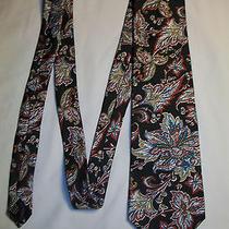 Christian Dior Monsieur Designer Necktie. High End 100% Silk Neck Tie Made in Us Photo