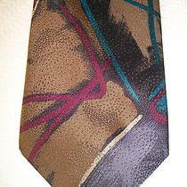 Christian Dior Monsieur Designer Necktie. High End Fashion Neck Tie. Photo