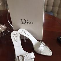 Christian Dior Mules - Gorgeous for Summer Photo