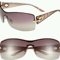 Christian Dior My Lady Dior 4 Color Rose Gold 100% Authentic Sunglasses Photo