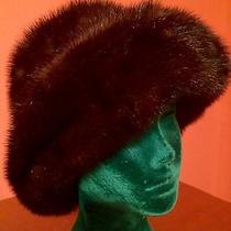 Christian Dior Natural Mink Hat Photo